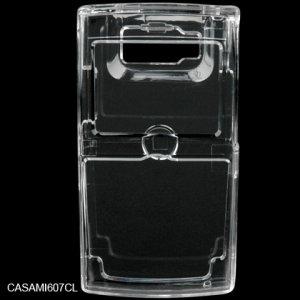 Clear Shield Protector Case for Samsung BlackJack i607 - Transparent