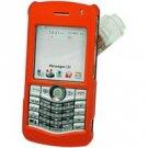 BlackBerry Pearl 8130 Orange Proguard with Detachable Swivel Clip