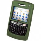 Blackberry 8800 Hard Plastic Proguard Case - Green