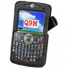 Hard Plastic Proguard for Motorola Q9M - Black