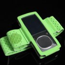 Sports Gym Exercise Workout Armband for Microsoft Zune 4GB / 8GB - Green