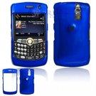 Hard Plastic Shield Cover Case for BlackBerry Curve 8350i (Sprint/Nextel) - Blue