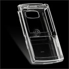 Hard Plastic Shield Protector Faceplate Case for Samsung Epix i907 - Clear