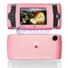 Hard Plastic Shield Protector Cover Case for Sidekick 2008 - Pink