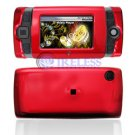 Hard Plastic Shield Protector Cover Case for Sidekick 2008 - Red