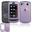 Hard Plastic Smooth Shield Cover Case for LG Xenon GR500 (AT&T) - Light Purple