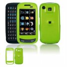 Hard Plastic Smooth Shield Cover Case for Samsung Impression A877 (AT&T) - Green