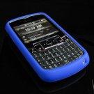 Soft Rubber Silicone Skin Cover Case for Samsung Jack i637 - White