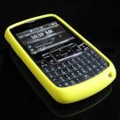 PREMIUM Soft Rubber Silicone Case for Samsung Jack i637 (AT&T) - Yellow