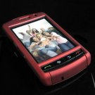 PREMIUM Hard Plastic Shield Cover Case for BlackBerry Storm 9500/9530 - Solid Burgundy Red