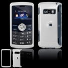 Hard Plastic Glossy Shield Cover Case for LG enV3 VX9200 (Verizon) - White