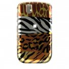 Hard Plastic Design Cover Case for BlackBerry Tour 9600/9630 - Mixed Animals
