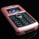 Hard Plastic Rubber Feel Rim Cover Case for LG enV3 VX9200 (Verizon) - Baby Pink