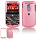 Hard Plastic Smooth Glossy Case for HTC Dash 3G - Pink