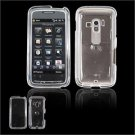 Hard Plastic Glossy Faceplate Case Cover for HTC Touch Pro 2 (T-Mobile) - Clear
