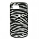 Hard Plastic Design Hard Case for Samsung Behold 2 T939 - Silver/Black