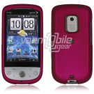 "Hot Pink Hard ""Rubber Feel"" Case for HTC Hero (Sprint)"
