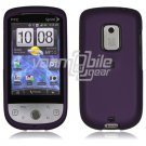 "Purple Hard ""Rubber Feel"" Case for HTC Hero (Sprint)"