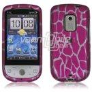 Pink Giraffe Design Hard Casefor HTC Hero (Sprint)