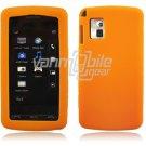 Orange Soft Cover for LG Vu CU915/CU920