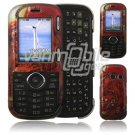 Dragon Design Hard 2-Pc Snap On Faceplate Case for LG Cosmos/LG Rumor 2 (Verizon/Sprint)