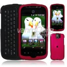 Pink Hard 2-Pc Snap On Faceplate Case for myTouch 3G Slide (T-Mobile)