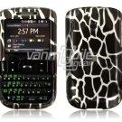 Black Giraffe Design Hard Case for HTC Ozone XV6175 (Verizon Wireless)