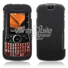 BLACK CF DESIGN CASE COVER 4 MOTOROLA CLUTCH i465 PHONE