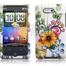 FLOWER BFLY DESIGN CASE COVER for HTC ARIA ACCESSORY