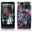 KOI FISH DESIGN CASE COVER for MOTOROLA DROID X PHONE