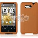 ORANGE SOFT SILICON CASE COVER for HTC ARIA PHONE SKIN