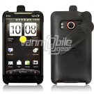 BLACK HOLSTER CLIP ACCESSORY for SPRINT HTC EVO 4G CASE