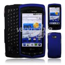 BLUE FACE PLATE CASE for VERIZON LG ALLY SKIN