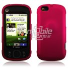 ROSE PINK HARD 2-PC CASE COVER for MOTOROLA CLIQ XT NEW