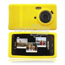 YELLOW SKIN CASE COVER 4 SAMSUNG MEMOIR TMOBILE 929