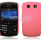 BABY PINK HARD SHELL CASE COVER for BLACKBERRY CURVE 8900