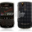 Smoked Argyle Design Hard Case for BlackBerry Tour 9600/9630