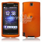 ORANGE FACE PLATE CASE COVER for AT&T HTC PURE PHONE ATT