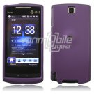 PURPLE FACE PLATE CASE COVER for AT&T HTC PURE PHONE ATT