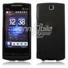 BLACK FACE PLATE CASE COVER for AT&T HTC PURE PHONE ATT