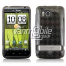 SMOKE ARGYLE DESIGN TPU CASE + CAR CHARGER for HTC THUNDERBOLT