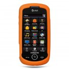 Samsung Samsung Solstice 2 Orange Silicone + Screen Protector + Car Charger