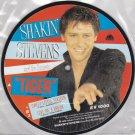 Shakin stevens - tiger  7 inch picture disk NEW