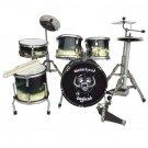 1miniature drum set decorative