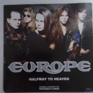 Europe - halfway to heaven 7' vinyl single