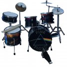 Pink Floyd miniature drum set decorative