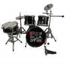 System of a down miniature drum set decorative