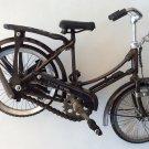 Miniature metal bicycle decorative