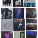 5X 7 inch vinyl  singles records