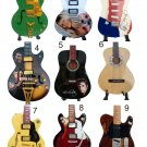 Miniature guitar decorative